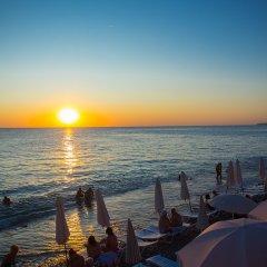 Отель Морская звезда (Лазаревское) Сочи пляж фото 2