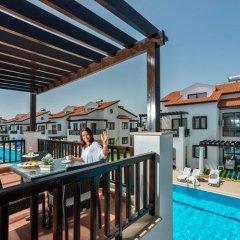 Fun & Sun River Resort Турция, Белек - отзывы, цены и фото номеров - забронировать отель Fun & Sun River Resort - All Inclusive онлайн балкон
