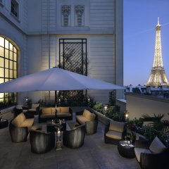 Shangri-La Hotel Paris Париж фото 7