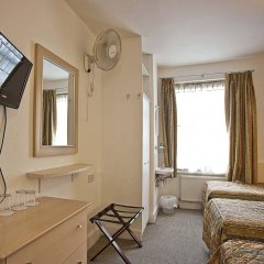 Earls Court Hotel комната для гостей фото 5