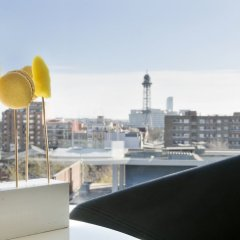 TRYP Barcelona Apolo Hotel балкон