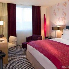 Отель Sofitel Luxembourg Le Grand Ducal комната для гостей фото 5
