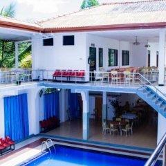 Отель Sanasta Шри-Ланка, Бандаравела - отзывы, цены и фото номеров - забронировать отель Sanasta онлайн бассейн фото 2