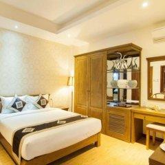 Отель Dragon Palace Hotel Вьетнам, Хошимин - 2 отзыва об отеле, цены и фото номеров - забронировать отель Dragon Palace Hotel онлайн комната для гостей фото 5