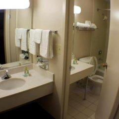 Отель Belvedere Motel США, Элкхарт - отзывы, цены и фото номеров - забронировать отель Belvedere Motel онлайн ванная