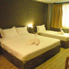 City Dance Hotel комната для гостей