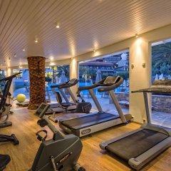 Lagomandra Hotel & Spa фитнесс-зал