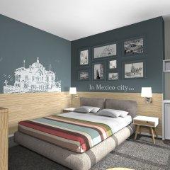 InnCity Hotel by Picnic комната для гостей фото 3