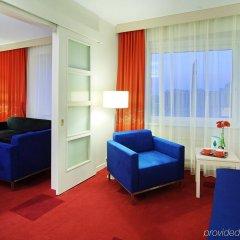 Гостиница Park Inn by Radisson Пулковская комната для гостей фото 3