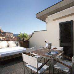 Отель Gallery Hotel Art - Lungarno Collection Италия, Флоренция - отзывы, цены и фото номеров - забронировать отель Gallery Hotel Art - Lungarno Collection онлайн балкон