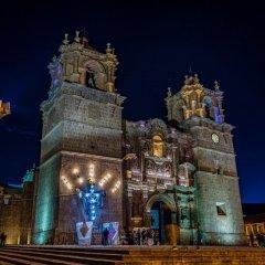Отель Sonesta Posadas Del Inca Lago Titicaca Пуно развлечения