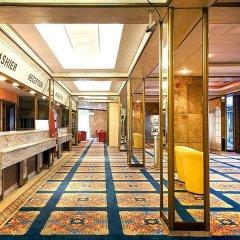 Hotel Holiday Zagreb интерьер отеля