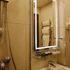 Гостиница Грегори Дизайн 4* Стандартный номер двуспальная кровать фото 26
