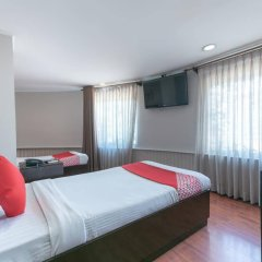 Отель Oasis Park Hotel Филиппины, Манила - 2 отзыва об отеле, цены и фото номеров - забронировать отель Oasis Park Hotel онлайн комната для гостей фото 3