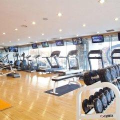 Отель Orakai Insadong Suites Южная Корея, Сеул - отзывы, цены и фото номеров - забронировать отель Orakai Insadong Suites онлайн фитнесс-зал