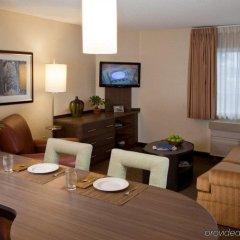 Отель Candlewood Suites Jersey City - Harborside интерьер отеля