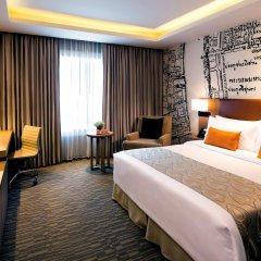 Отель Grand Mercure Bangkok Fortune комната для гостей фото 5