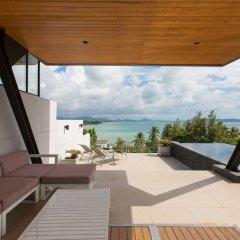 Отель Aqua Villa A.1 by Natthita пляж