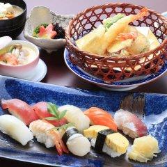 Отель Quintessa Hotel Ogaki Япония, Огаки - отзывы, цены и фото номеров - забронировать отель Quintessa Hotel Ogaki онлайн питание фото 3