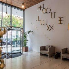 Отель Lux Lisboa Park интерьер отеля