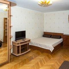 Апартаменты Moskva4you Тульская Москва комната для гостей фото 3