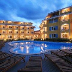 Отель Blue Orange Beach Resort бассейн