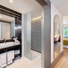 Отель Barcelo Torre de Madrid Испания, Мадрид - 1 отзыв об отеле, цены и фото номеров - забронировать отель Barcelo Torre de Madrid онлайн ванная