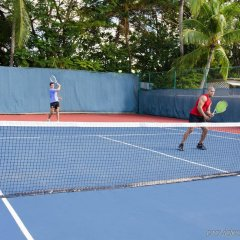 Отель Bougainvillea Barbados спортивное сооружение