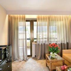 Отель Pollinger Италия, Меран - отзывы, цены и фото номеров - забронировать отель Pollinger онлайн комната для гостей фото 5