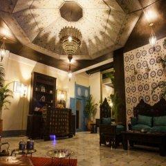 Отель Palais Du Calife Riad & Spa Марокко, Танжер - отзывы, цены и фото номеров - забронировать отель Palais Du Calife Riad & Spa онлайн интерьер отеля