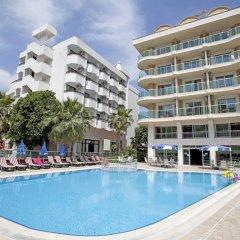 Alkan Hotel бассейн фото 2