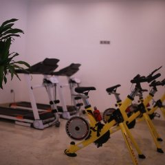 Eden Hotel Danang фитнесс-зал фото 2