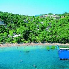 Отель Grecotel Daphnila Bay пляж