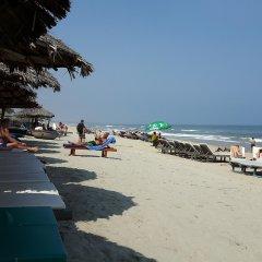 Отель An Bang Garden Homestay пляж
