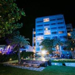 Worita Cove Hotel На Чом Тхиан вид на фасад