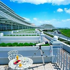 Отель Xiamen International Seaside Hotel Китай, Сямынь - отзывы, цены и фото номеров - забронировать отель Xiamen International Seaside Hotel онлайн балкон