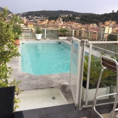 Отель Stay in the heart of Nice Ницца бассейн