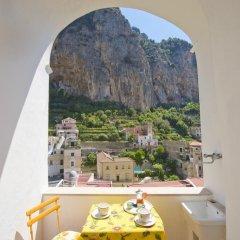 Отель Relais San Basilio Convento Италия, Амальфи - отзывы, цены и фото номеров - забронировать отель Relais San Basilio Convento онлайн балкон