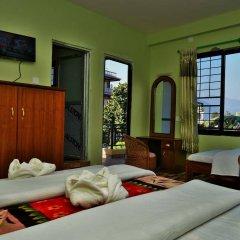 Отель Mandala Непал, Покхара - отзывы, цены и фото номеров - забронировать отель Mandala онлайн комната для гостей фото 5
