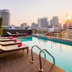 Отель Glow Sukhumvit 5 By Centropolis Бангкок бассейн фото 2