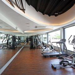 S Ratchada Leisure Hotel Бангкок фитнесс-зал