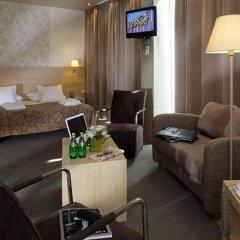 Отель Rixwell Elefant Рига комната для гостей фото 3