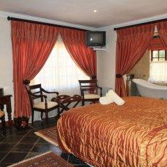 Отель Amber Rose Country Estate комната для гостей