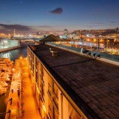 Отель NH Collection Genova Marina Италия, Генуя - 7 отзывов об отеле, цены и фото номеров - забронировать отель NH Collection Genova Marina онлайн балкон