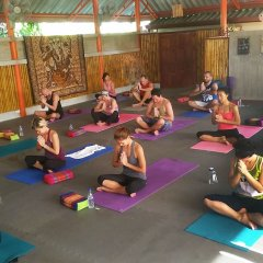 Отель Friendship Beach Resort & Atmanjai Wellness Centre фитнесс-зал фото 2