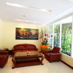 Отель CALYPZO Бангкок интерьер отеля