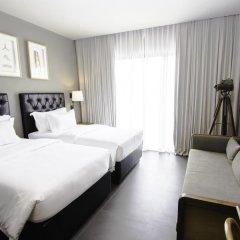 Отель Marina Express-AVIATOR-Phuket Airport Улучшенный номер с различными типами кроватей фото 5