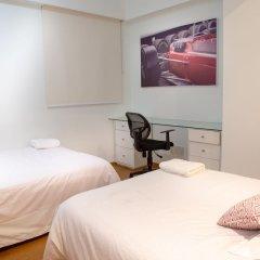 Отель Depto Ubicado c-Linda Terraza Polanco Мехико комната для гостей