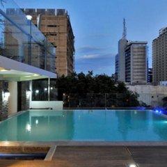 Wellcome Hotel бассейн
