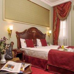 Отель Старо Киев в номере